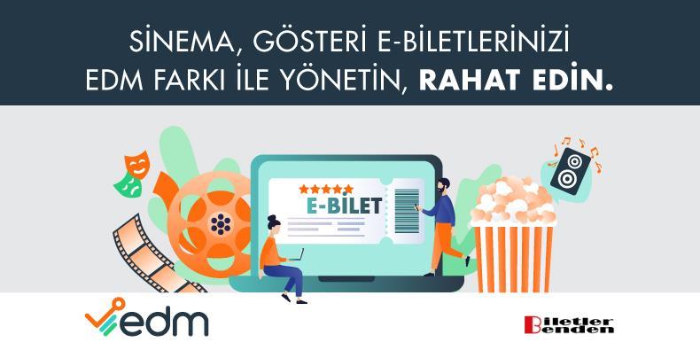 sinema e bilet